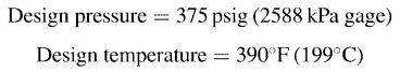 pressure condition 2
