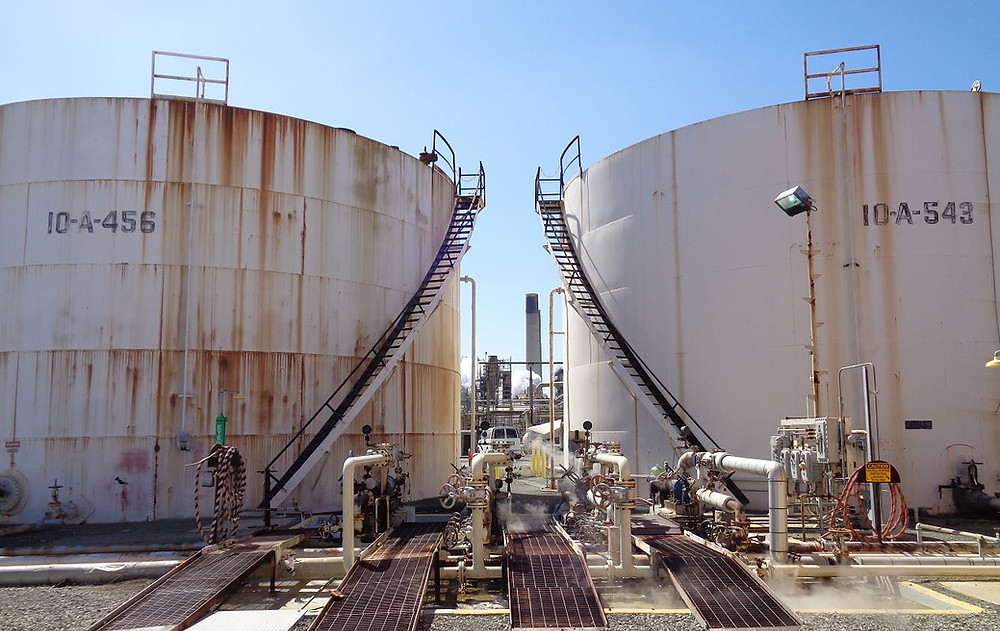 Tank Design / Engineering Services across Canada, USA and Arabian Gulf by Canadian Experts