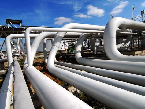 Pipe Stress Analysis and Support design for Process, Power, Services Buildings Piping and Pipelines