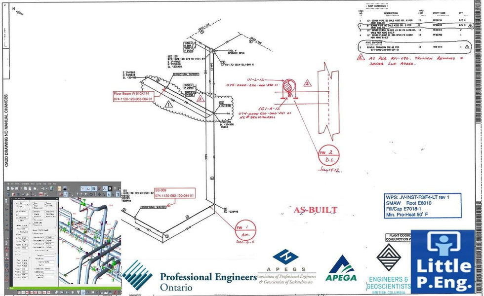 CAESAR II Pipe Stress Analysis Services Engineering Company