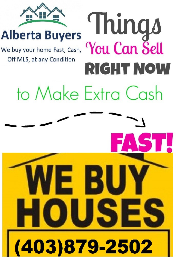 Things You Need to Think About When You Sell Your House for Cash in Calgary Alberta