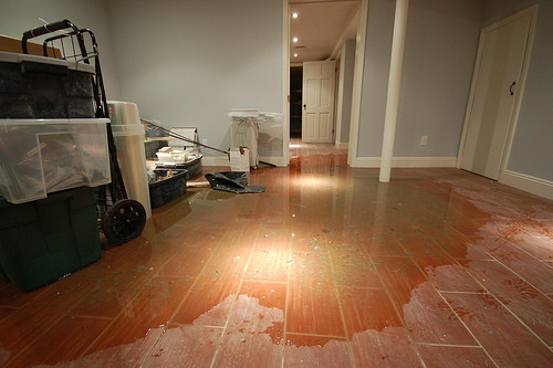 DO YOU NEED TO SELL A HOUSE WITH WATER DAMAGE?