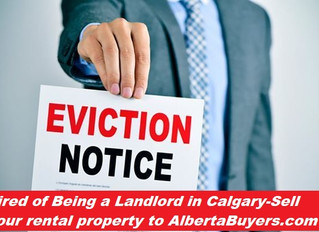 Tired of Being a Landlord in Calgary?