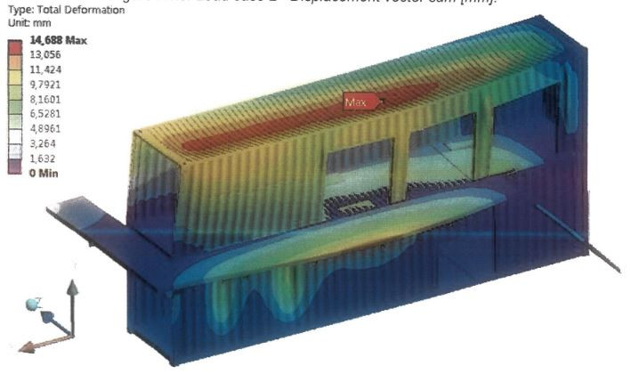 Skid design and structural analysis by meena rezkallah, p.eng., the best structural engineer & professional engineer in calgary alberta canada. structural engineering services. meena development ltd.