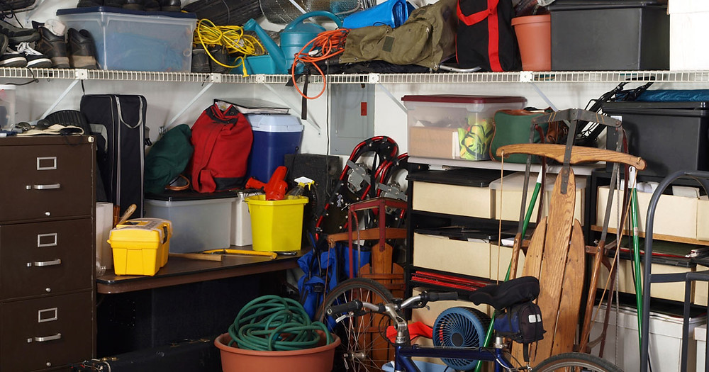Cutting Down on Clutter | Sell House Fast | We Buy Houses