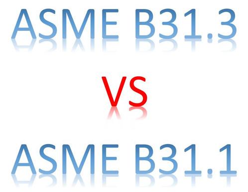 ASME B31.3 (Power Piping) VS ASME B31.3 (Process Piping)