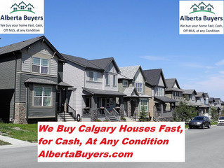 We Buy Calgary Houses Fast!