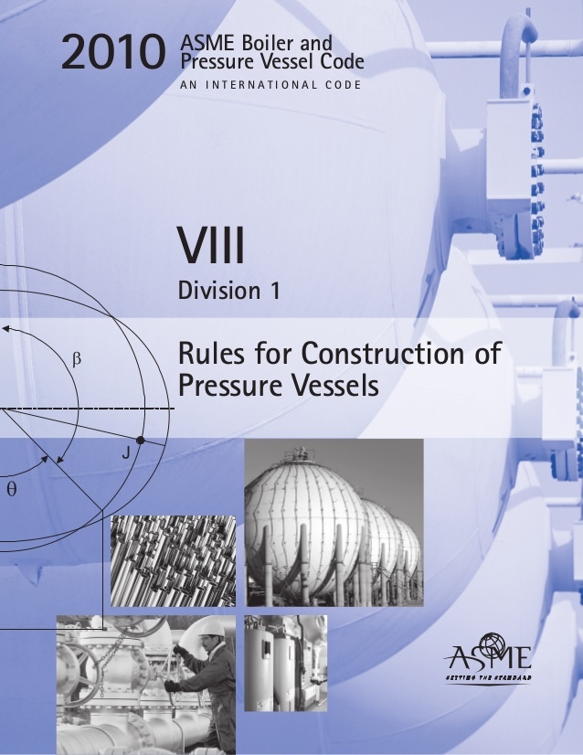 Asme Section Viii Pressure Vessels Little P Eng For