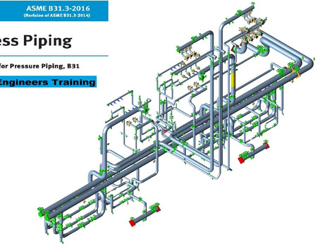 Piping Engineering Courses Across California (Bay Area and Southern California) | ASME B31.3 Trainin