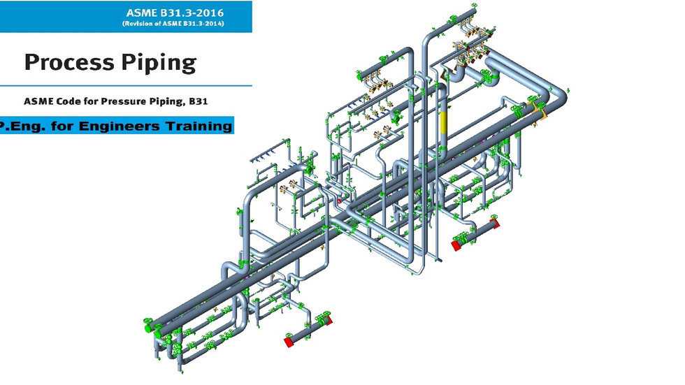 Piping Engineering Courses Across California (Bay Area and Southern California) | ASME B31.3 Trainin
