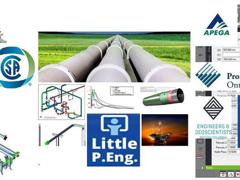 Affordable Pipe Stress Analysis Services Outsourcing Company across Canada