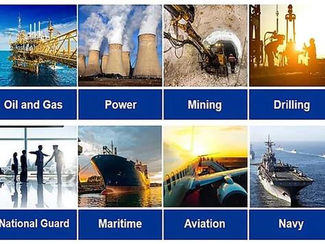 Which Industries we serve?