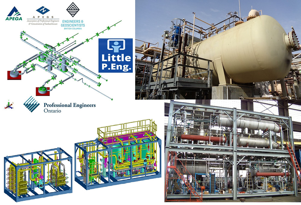 Piping Design / Pipe Stress Analysis / As Built Drawings Services