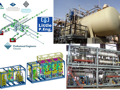 Piping Design and Stress Analysis Services Across Canada and USA