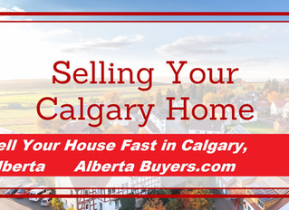 Sell Your House Fast in Calgary, Alberta
