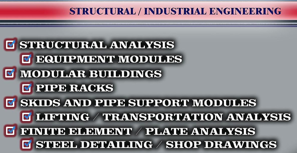 Structural and Industrial Engineering Services across Canada