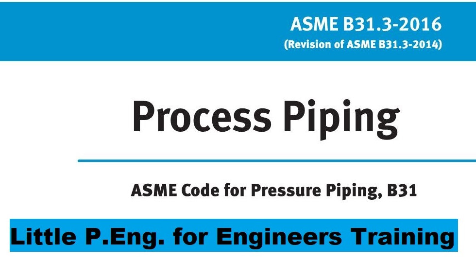 ASME B31.3 Limitations on Miscellaneous Joints