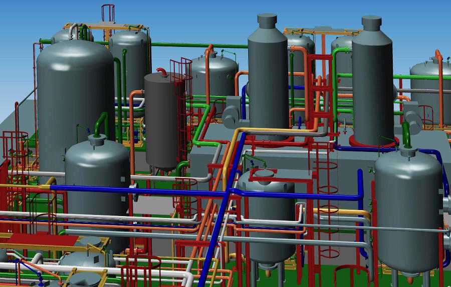 Piping Design & Stress Analysis Engineering Services calgary edmonton alberta canada