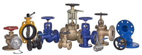 Image result for different types of valves