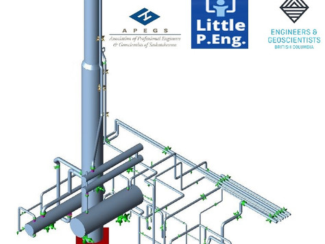 Pipe Stress Analysis of Piping Systems Using CAESAR II