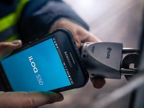 iLOQ S50- NFC betriebene Schließzylinder