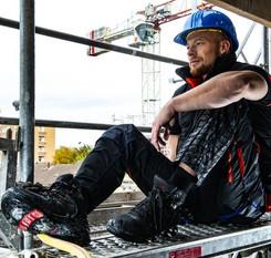 Baak Bau - Für harte Arbeit auf dem Bau