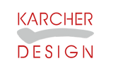 Karcher Design Türgriffe aus Edelstahl