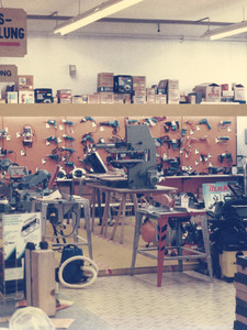 Karl Kipping GmbH - Maschinenausstellung