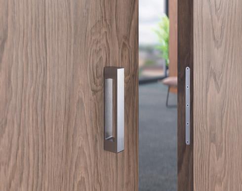 KEEP CLOSED für Wohnraumtüren aus Holz