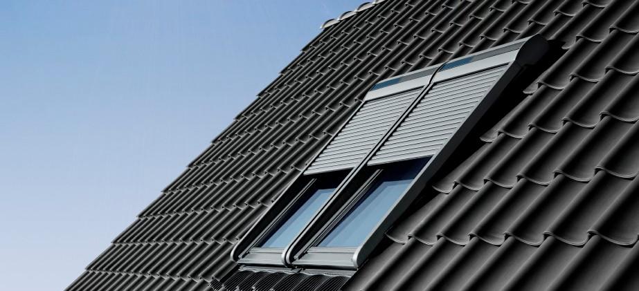 VELUX INTEGRA Solar-Rollladen