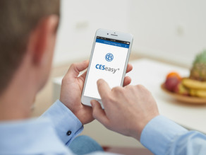 CESeasy intelligente Zutrittskontrolle