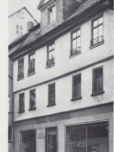 Karl Kipping GmbH - Hersfelderstraße 22 im Jahr 1914