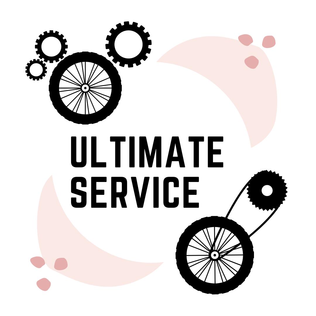 Ultimate Service - Return time: 5 days