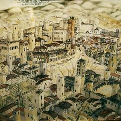 Reconstruction of Medieval Arezzo