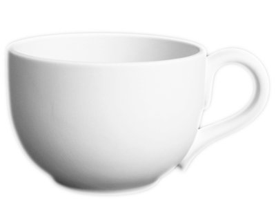 große Kaffeetasse