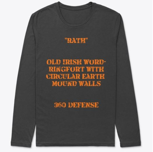 RATH Defined Long Sleeve