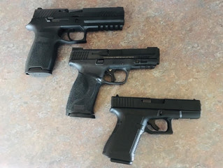 The 4 best pistols for defensive and concealed carry