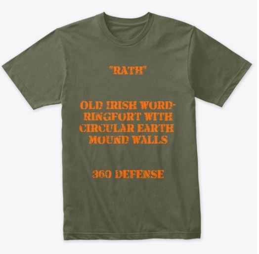 RATH Defined T-shirt