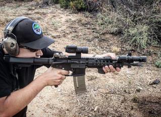 Why choose an AR Pistol over the AR Carbine?
