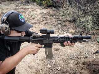 Why choose an AR Pistol over the AR Carbine?