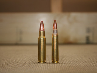6.8 Remington SPC in 5.56 World