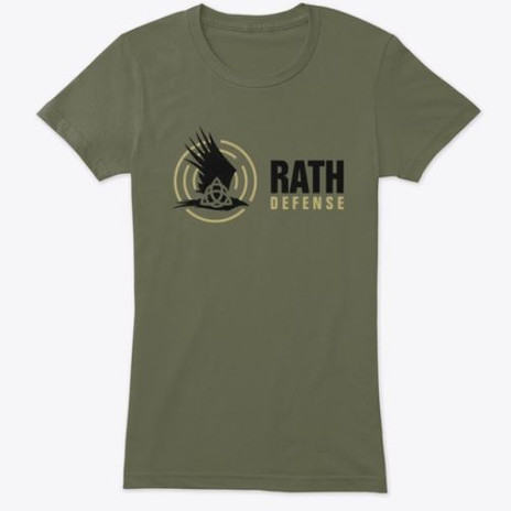 Front Logo T-shirt Lady's
