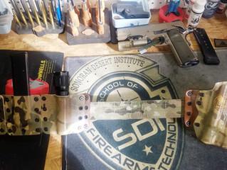 Belts & Setup