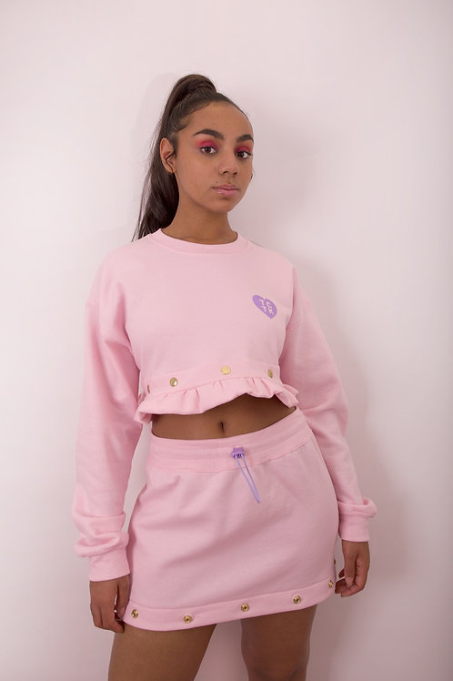 Not for sweat-suit pink