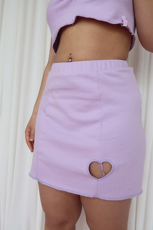 Heart myself booty skirt