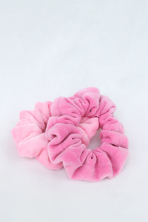 One of each scrunchie pack