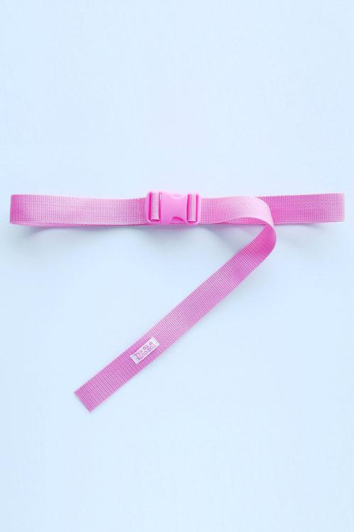 Bucklebelt pink