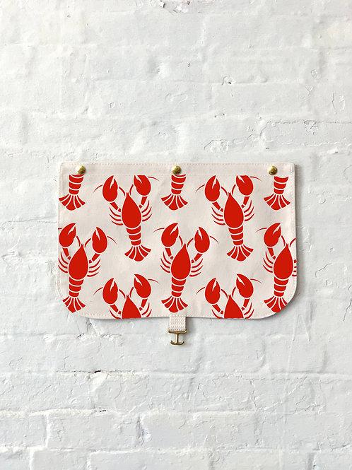Lobster Pattern Flap