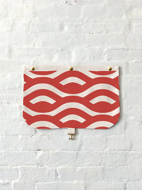 Abstract Waves Flap