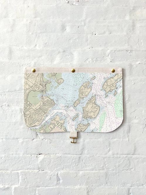 Nautical Map Flap - Custom